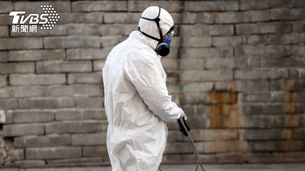 新冠肺炎肆虐全球滿周年,近8成法國民眾不滿政府防疫措施。(示意圖/shutterstock達志影像) 變種新冠病毒在法國已成常態 重症患者人數上升