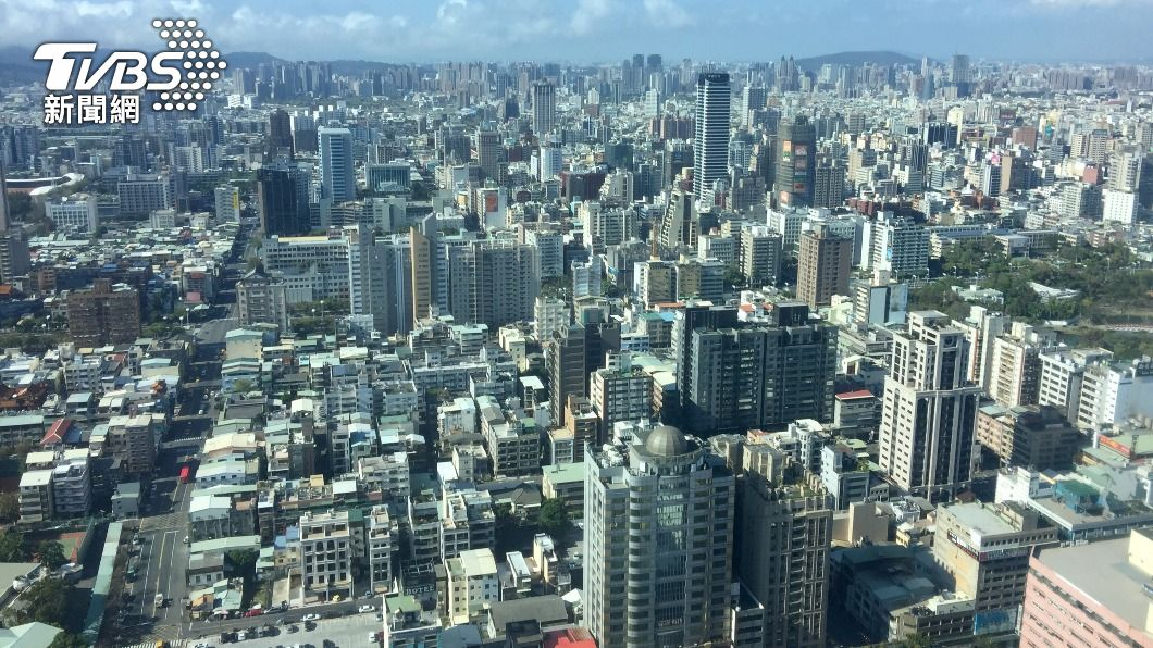(圖/中央社) 未推囤房稅 蘇貞昌:用幾間房屋來算並不確實