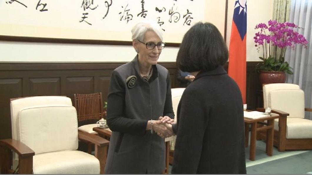美準副國務卿雪蔓 主張抗中曾訪台灣