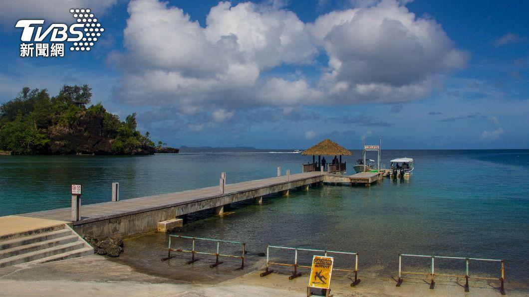 「帛琉旅遊泡泡」正式啟動。(示意圖/shutterstock 達志影像) 「帛琉旅遊泡泡」4月首航 防疫QA懶人包一次看