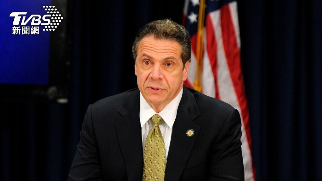 美國紐約州長古莫遭控性騷擾。(圖/達志影像美聯社) 紐約州長涉性騷 議會准彈劾調查、白思豪籲下台
