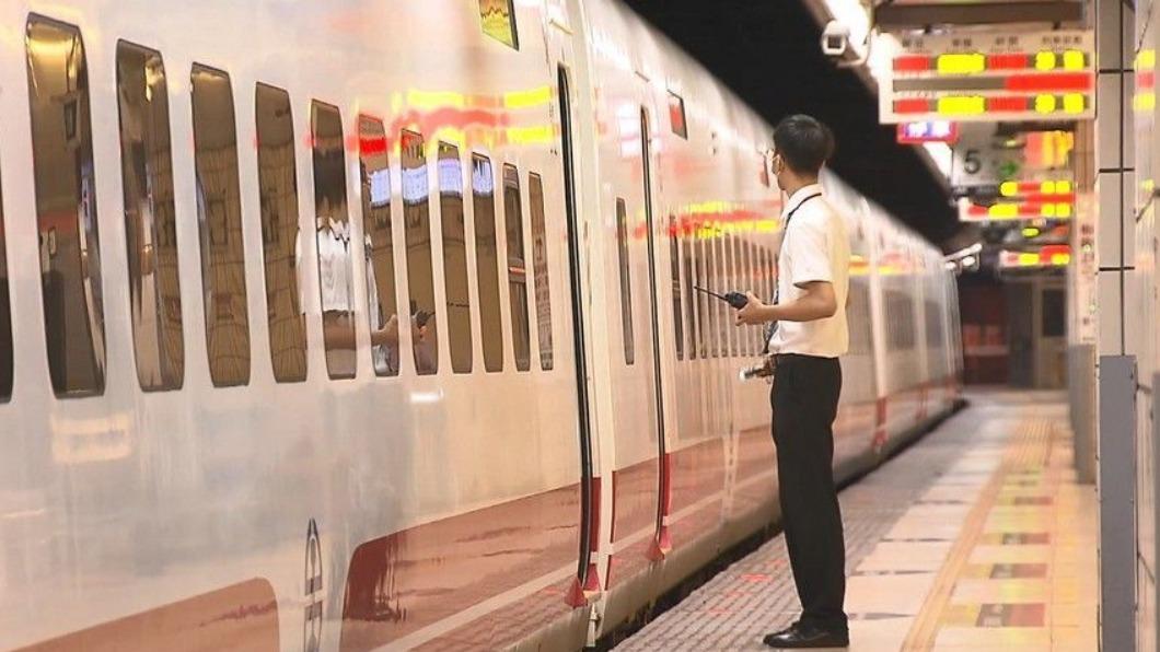 圖/TVBS 不滿權益受損 台鐵近200名員工拒絕清明連假加班