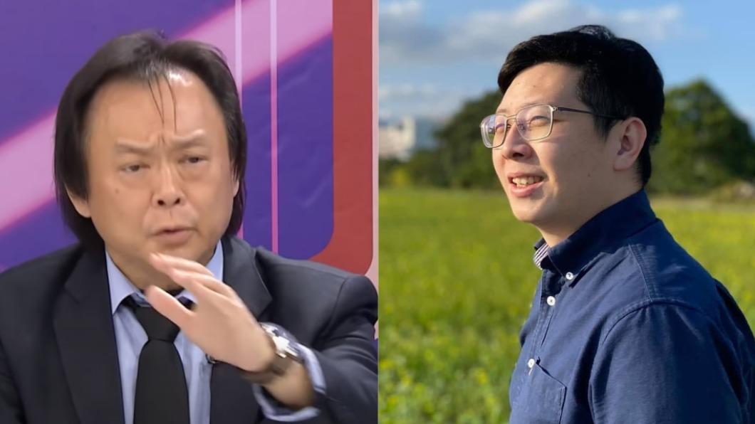 王世堅強調將提案開除王浩宇黨籍。(圖/TVBS、翻攝自王浩宇臉書) 挨轟「老鼠屎」點名開除黨籍 王浩宇發聲回應了