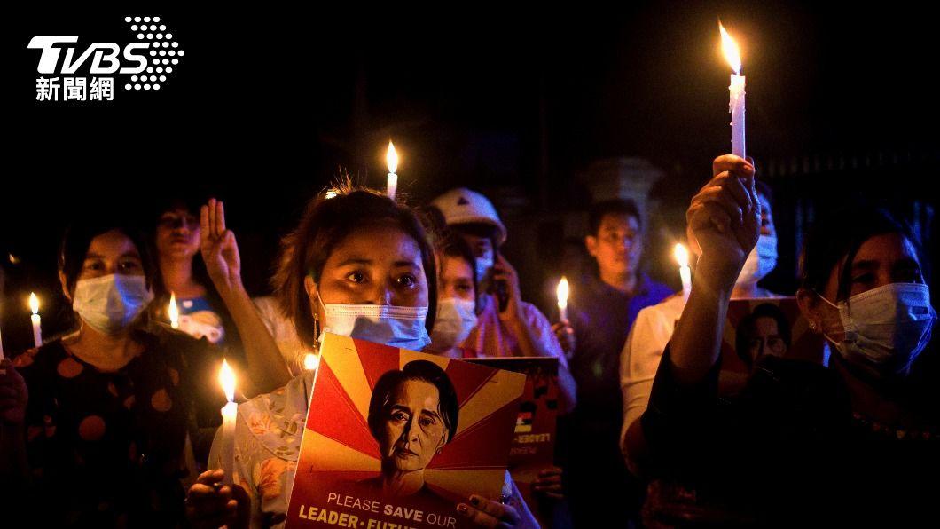 美國官員今(13)日表示,將針對滯留在美國的緬甸人提供保護機制。(圖/達志影像路透社) 緬甸人滯留美國 拜登政府同意提供臨時保護