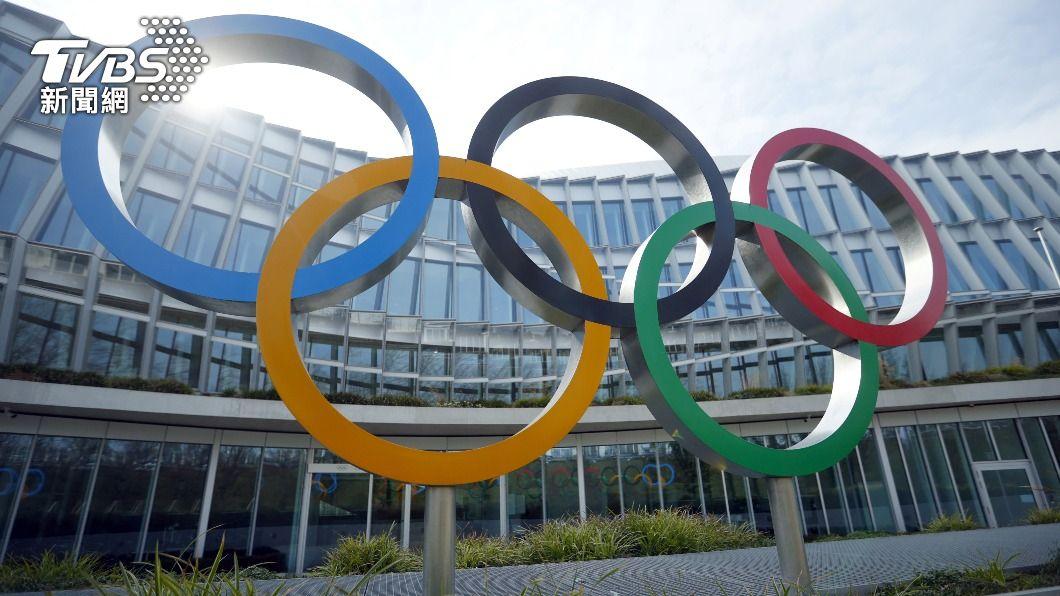 奧林匹克委會員會表示,尊重主席巴赫決定,拒絕海外觀眾入場可能性提高。(圖/達志影像路透社) 國際奧會主席尊重 東奧拒海外觀眾可能性變高