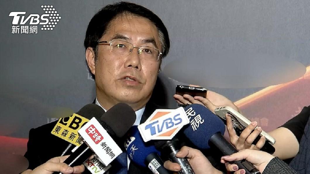因應牛結結疹,台南已成立緊急應變中心。(圖/TVBS) 防疫牛結節疹 黃偉哲:民眾不必過於恐慌