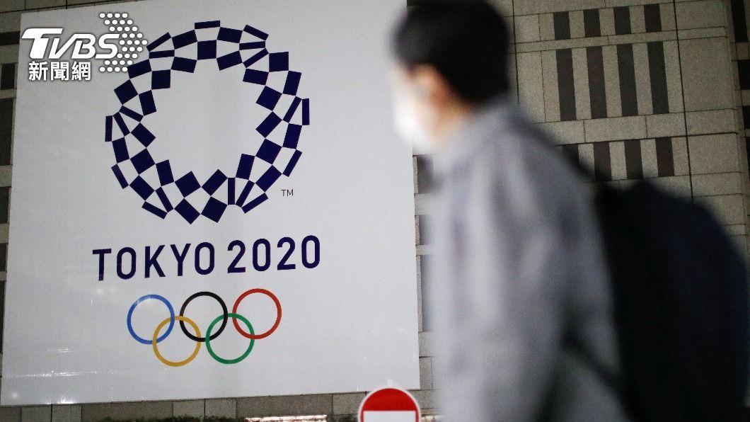 東京奧運傳觀眾入場限制。(圖/達志影像路透社) 日本東奧開放進場觀眾數 傳5成或2萬人上限方案
