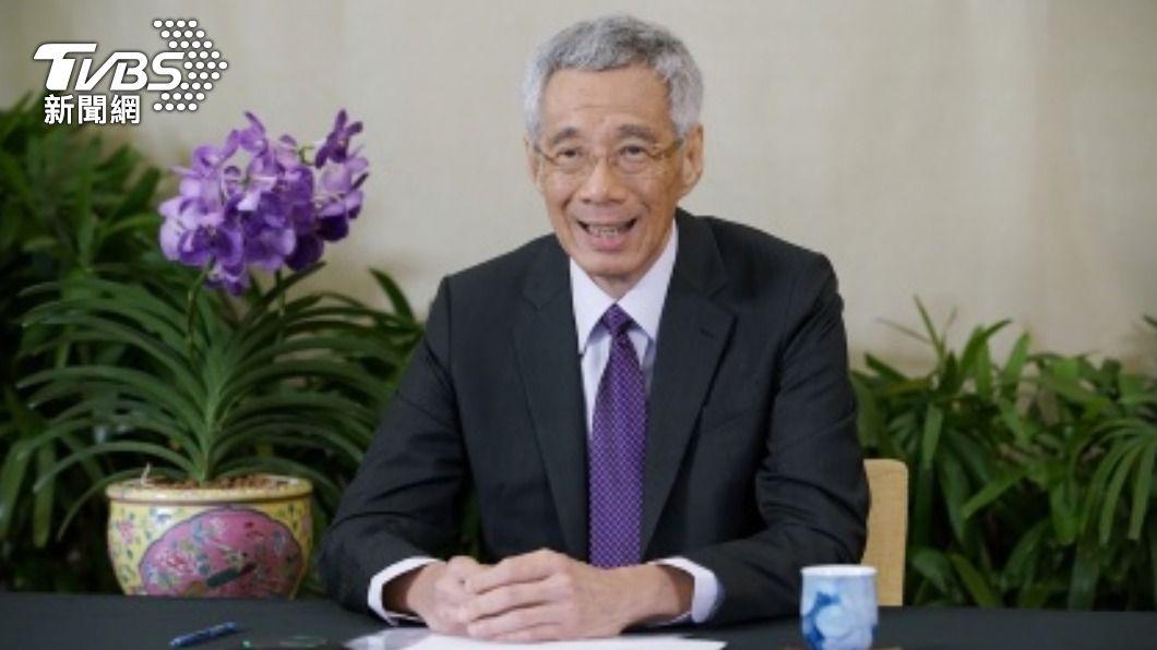 新加坡總理李顯龍表示,新加坡不可能在美中之間選邊站。(圖/中央社資料照) 美中關係恐更趨緊繃 李顯龍:新加坡不可能選邊站