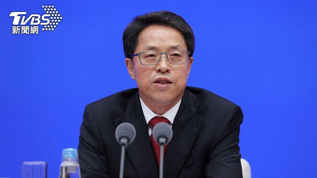 中國港澳辦副主任張曉明,15日將聽取香港各界對選舉制度的意見。(圖/中央社資料照) 香港選舉制度修改 北京官員明赴港聽取意見