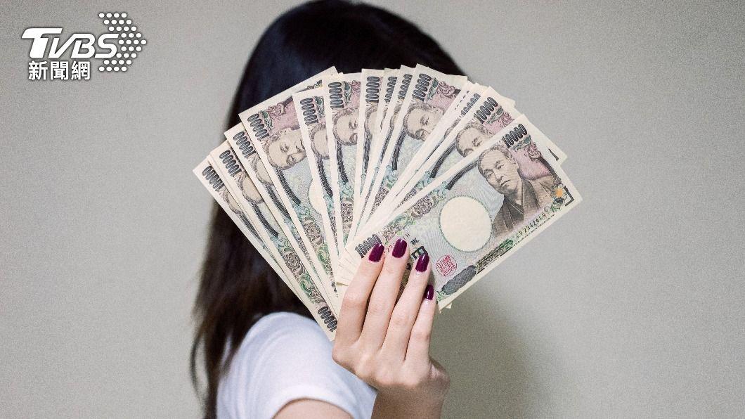 日圓匯價創5年新低。(示意圖/shutterstock 達志影像) 日圓跌至0.26「創5年新低」 換5萬台幣現賺近5千