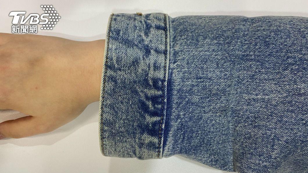 英國一名女童無法控制自己,將衣袖、衛生紙等啃爛。 (示意圖/TVBS) 英10歲女童患罕見「異食癖」 啃光衣袖木頭全下肚