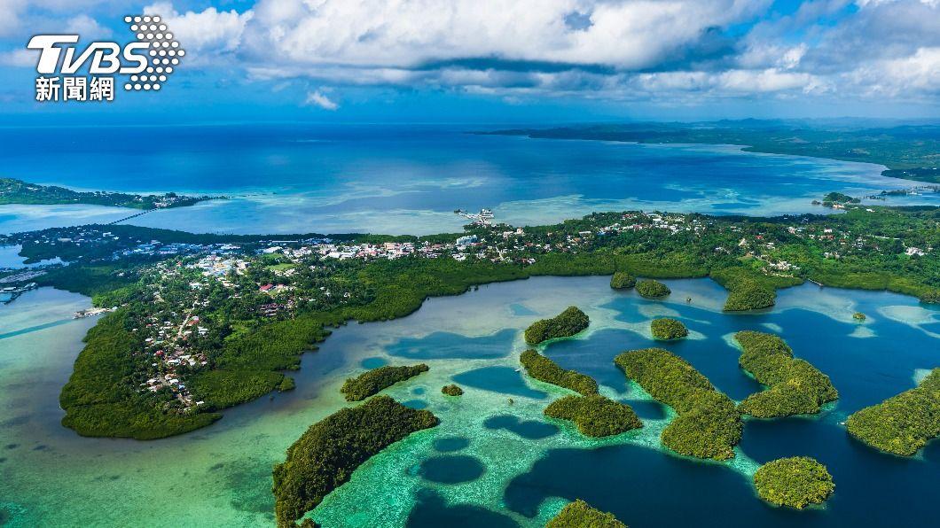 帛琉旅遊泡泡行程3天售近千筆。(示意圖/Shuttterstock達志影像) 帛琉旅遊夢想包3天售近千筆 雙北旅客居大宗