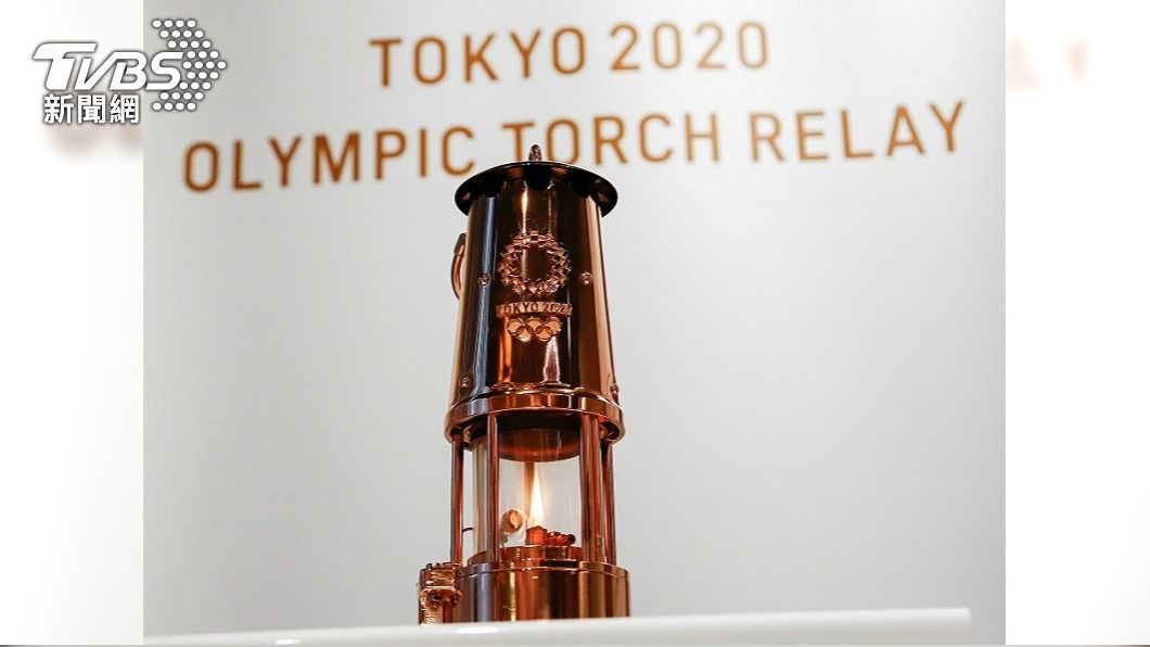 (圖/達志影像路透社) 東京奧運聖火25日起跑 啟程儀式不開放一般觀眾