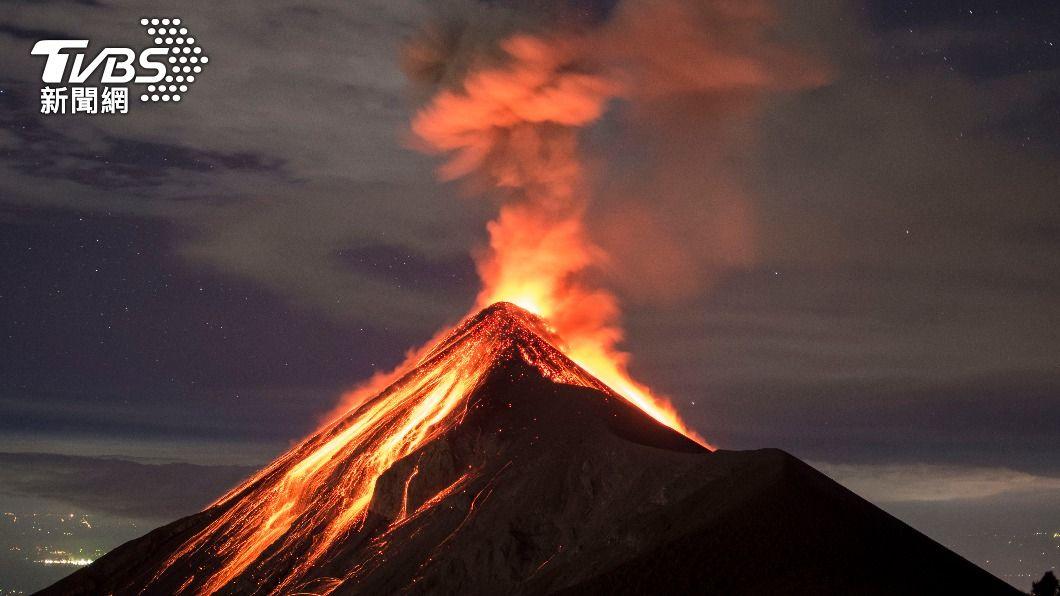 (示意圖/shutterstock 達志影像) 火山恐噴發!3週狂震4萬次 冰島人無畏但想睡好覺