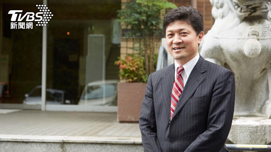 日本東京大學教授松田康博表示,美日都認為企圖改變現狀的是大陸而非台灣。(圖/中央社) 2加2會談落幕 松田康博:美日認為大陸企圖改變現狀
