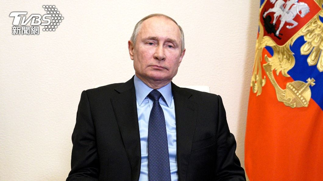 俄羅斯總統普欽。(圖/達志影像美聯社) 報告:普欽下令干預2020美國大選 傳美擬祭出制裁