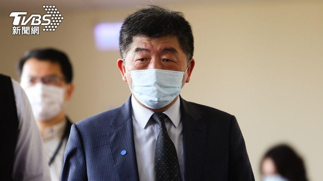 衛福部長陳時中。(圖/中央社) 拒談疫苗價格有原因 陳時中:恐遭斷貨、求償