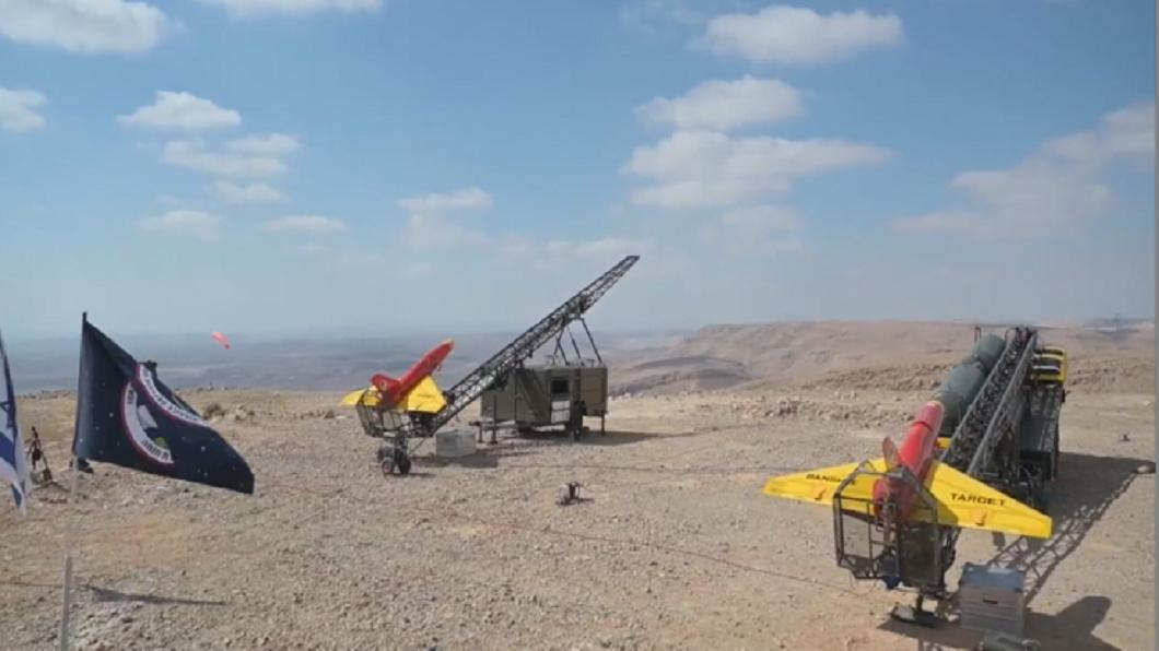 伊朗高調曝光「導彈城」 箭指美軍中東部署
