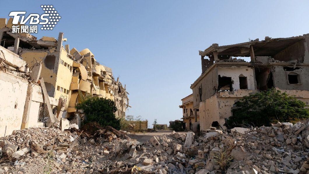 (圖/達志影像路透社) 利比亞內戰10年 聯合國:武器禁運令完全無效