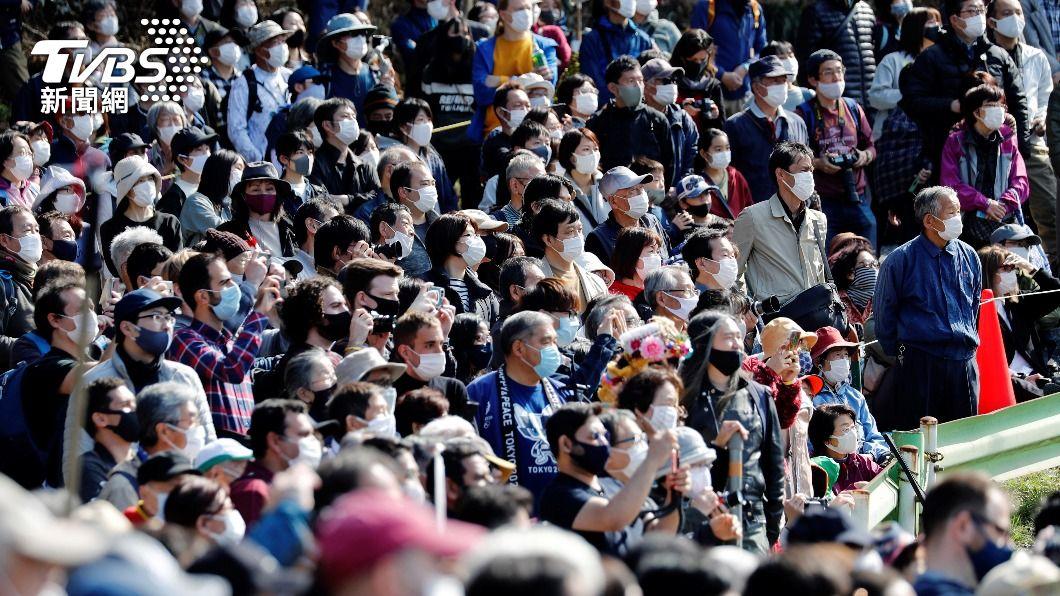 日本政府表示,醫療體系已改善21日如期解除緊急事態。(圖/達志影像路透社) 日本首都圈緊急事態宣言  傾向21日如期解禁