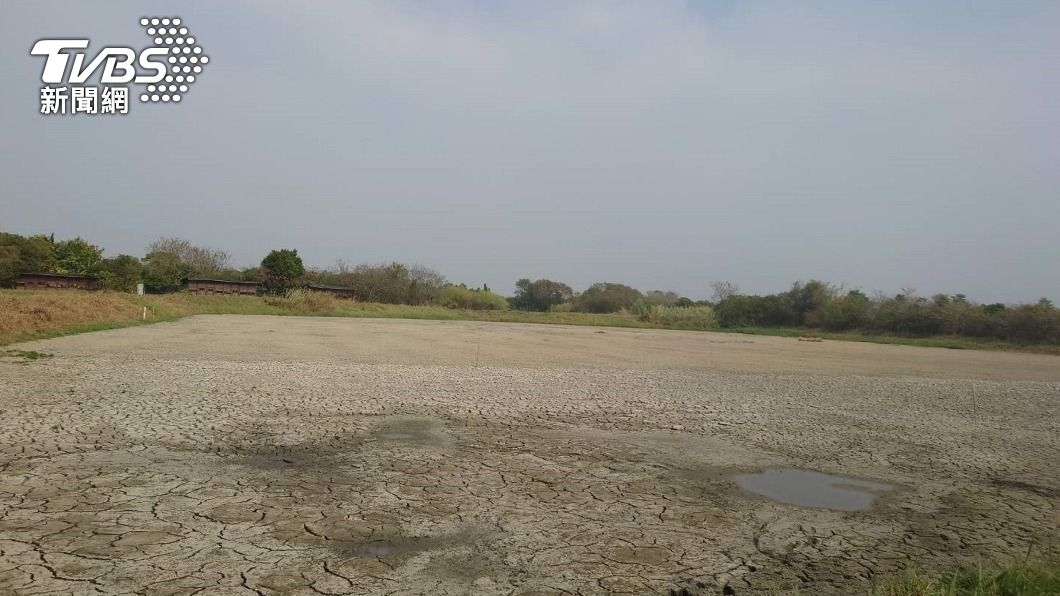 水利署明日將在行政院會中報告抗旱2.0計畫。(圖/中央社) 水利署18日報告「抗旱2.0」計畫 儘速開徵耗水費