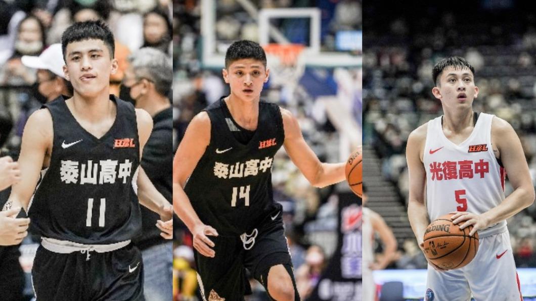 HBL高中籃球聯賽14日落幕,網投前20名熱門明星球員。(圖/翻攝自@obbasports IG) 高中生這麼帥可以嗎?20大HBL熱門明星「籃球鮮肉」