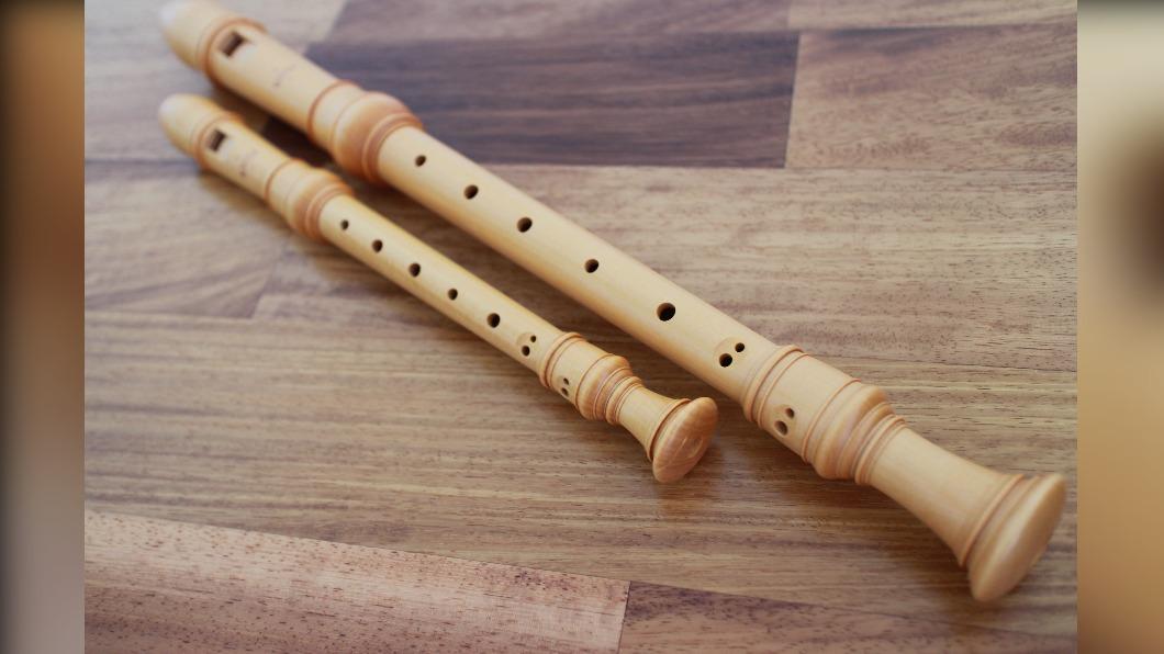 直笛。(示意圖/Shutterstock 達志影像) 超懷念!30大台灣小學回憶殺 必備傳紙條、吹直笛