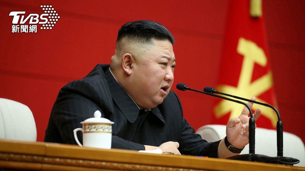 北韓領導人金正恩。(圖/達志影像路透社) 美嘗試藉電郵、電話訊息接觸北韓 挨批廉價把戲