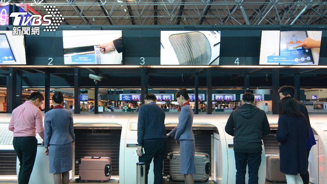 (圖/中央社資料照) 旅遊泡泡4/1首航 採檢站設桃機第二航廈出境大廳旁