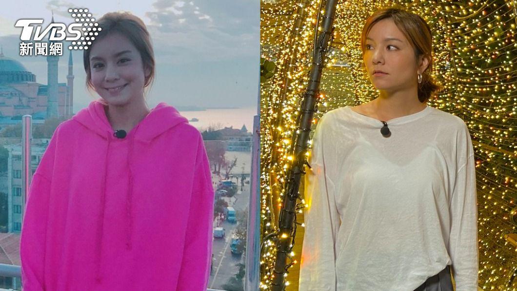 莎莎將離開主持13年的食尚玩家。(圖/TVBS) 莎莎證實暫別13年《食尚》 「謝謝讓我變成很會聊天的人」
