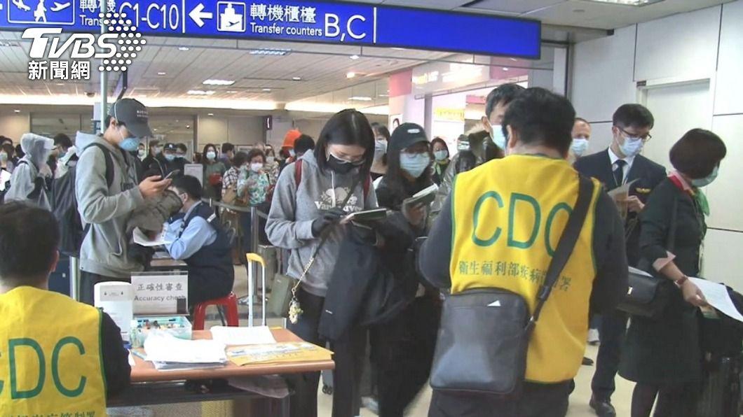 (示意圖/TVBS) 邱太三:即日起恢復陸方商務人士申請來台