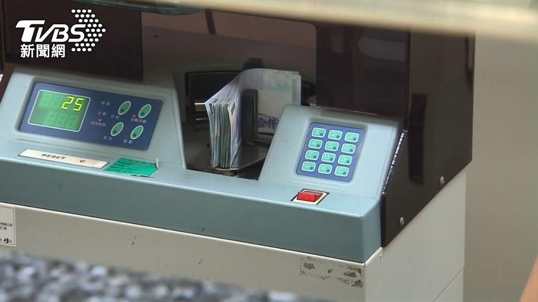 (圖/TVBS) 公股民營銀行整併? 財政部:目前沒機會