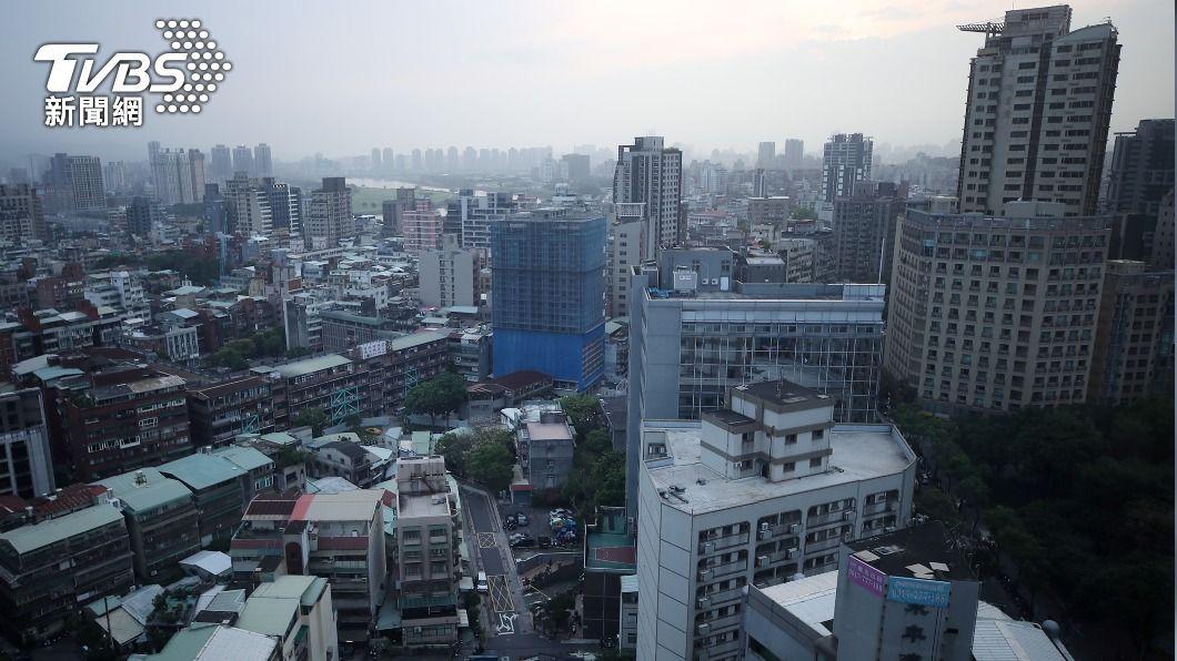 (圖/中央社) 第3房貸款上限5.5成 蘇揆:不要把房屋當商品炒作