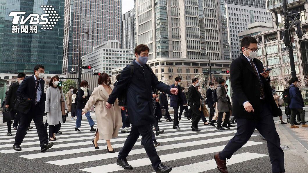 (圖/達志影像美聯社) 日本首都圈21日解除緊急事態 菅義偉認沒問題
