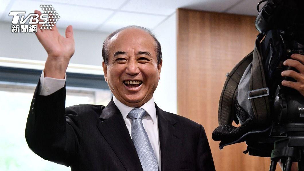 前立法院長王金平。(圖/中央社) 國民黨主席選舉白熱化 王金平:江朱連都曾來拜會