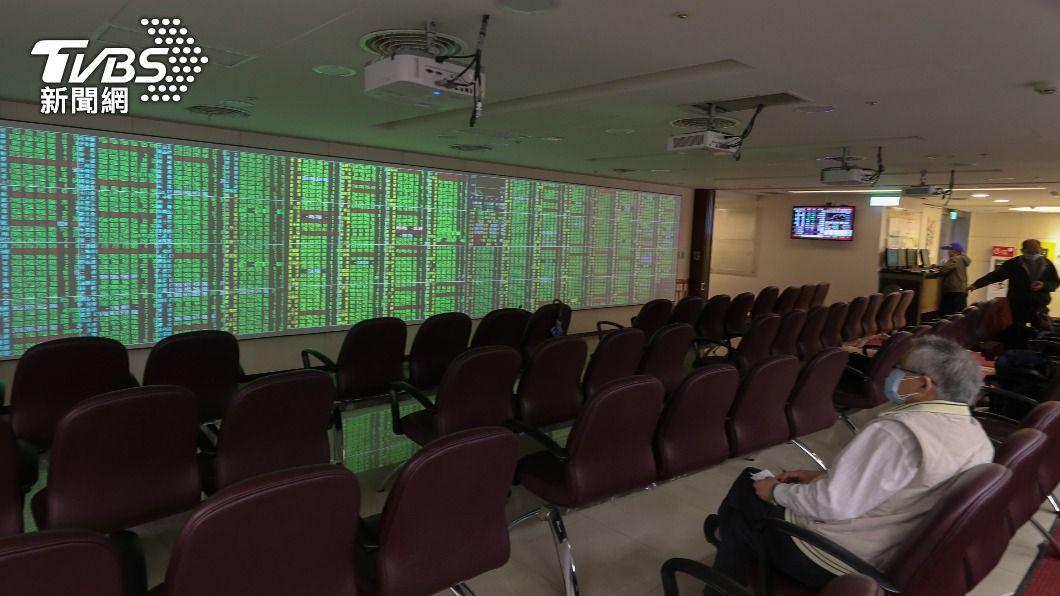 (圖/中央社資料照) 台積電ADR續挫 法人:台股面臨萬六保衛戰