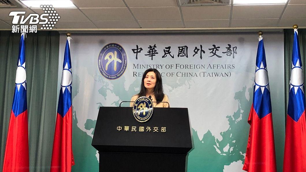 外交部發言人歐江安。(圖/中央社) 美中高層會談提及台灣 外交部:美承諾儘速說明