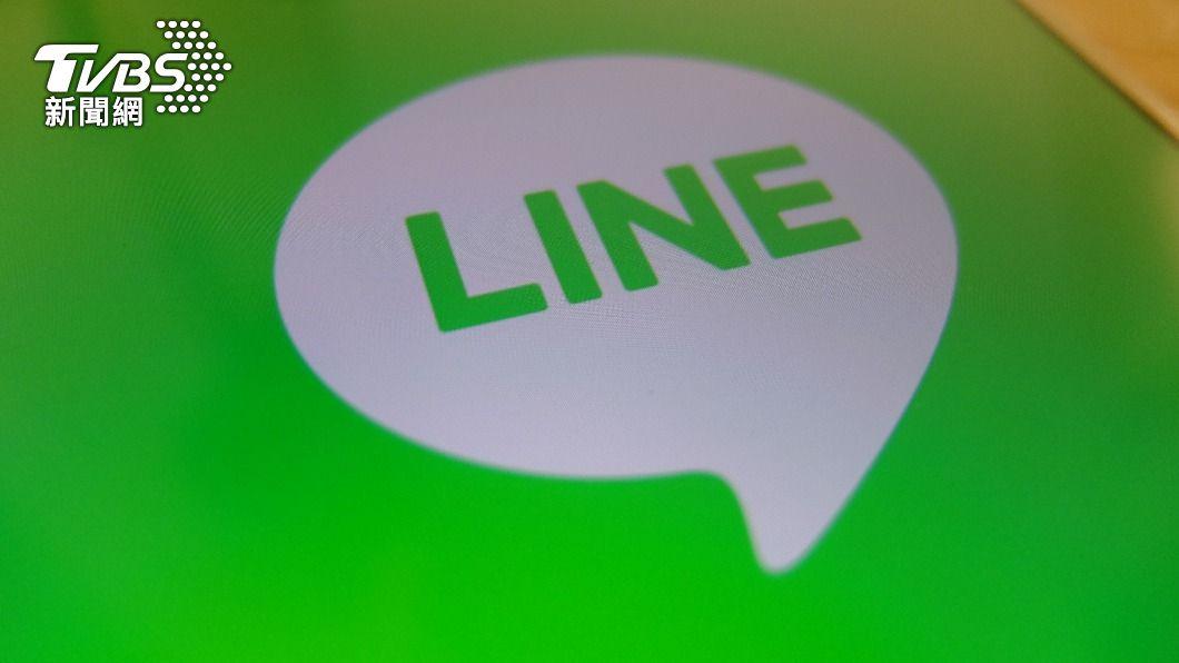 圖/TVBS 已讀了!LINE當機狀況恢復 官方道歉曝光原因