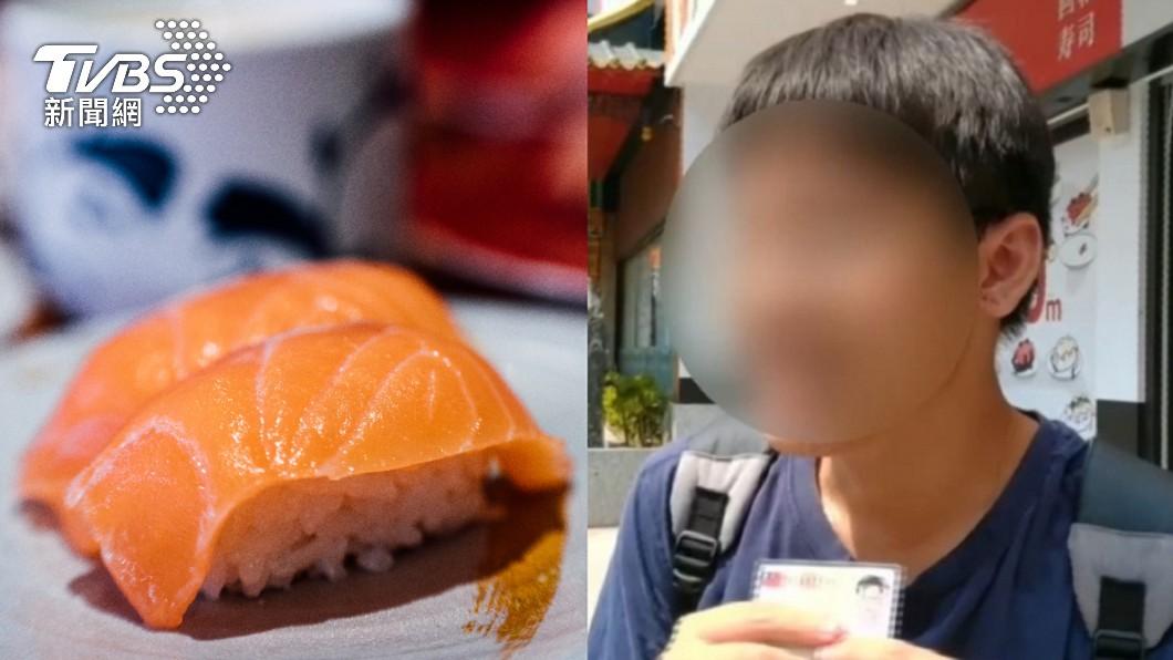 張鮭魚之夢的爭議舉動全被拍下引起熱議。(圖/Shutterstock達志影像、TVBS) 張鮭魚之夢爆「爭議舉動」進黑名單?同桌勸:會搞死自己