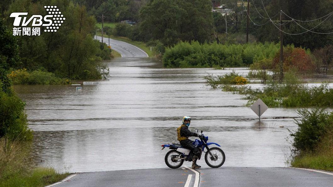 暴雨襲澳東岸「房被沖走」 雪梨水庫首度溢流