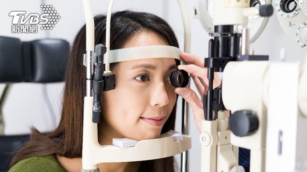 示意圖/shutterstock 達志影像 快訊/視力亮紅燈!青光眼就醫 連兩年破30萬人