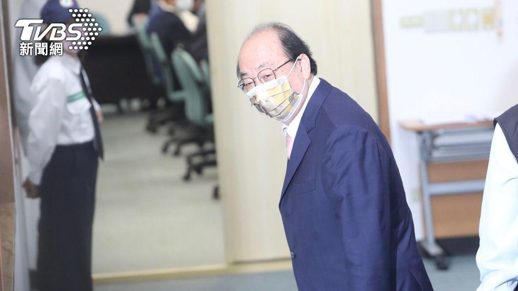 (圖/中央社) 柯建銘兒子涉施用大麻 獲緩起訴處分須自費戒癮