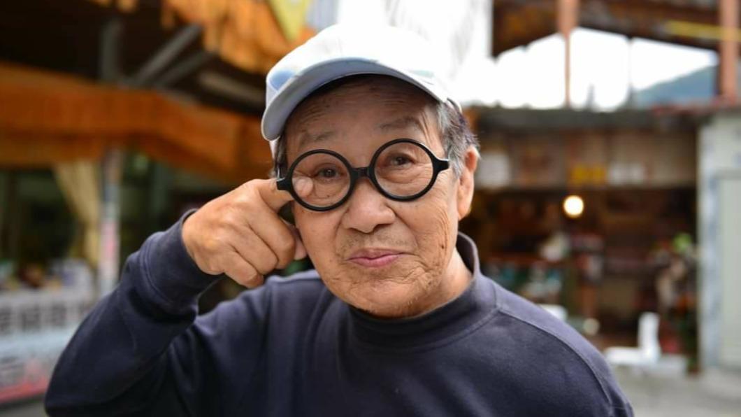 脫線發文更新近況。(圖/翻攝自脫線臉書) 87歲脫線「近況曝光」 發文感嘆:醒來又多賺一天