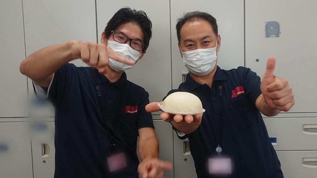 (圖/翻攝自「井村屋公式」推特) 日老店發明「無餡包子」被讚顛覆常識 網傻:不就饅頭?