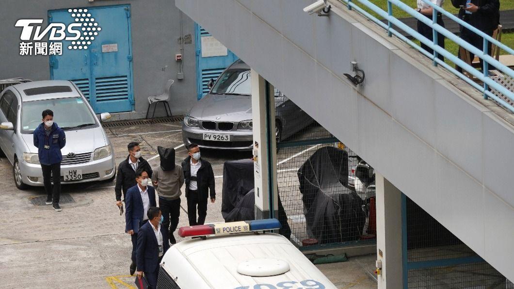 (圖/達志影像路透社) 8港人由深圳移交香港 可能受反送中案調查