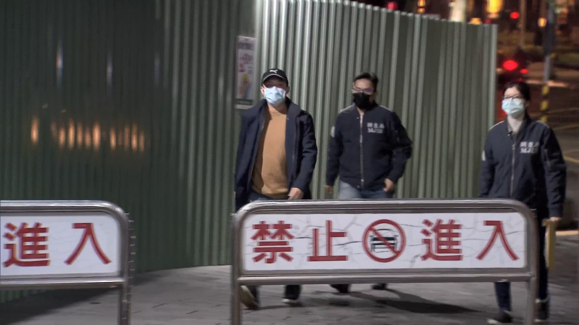 圖/TVBS 酒店行賄警涉貪!檢調首度搜索偵查隊約談2刑警