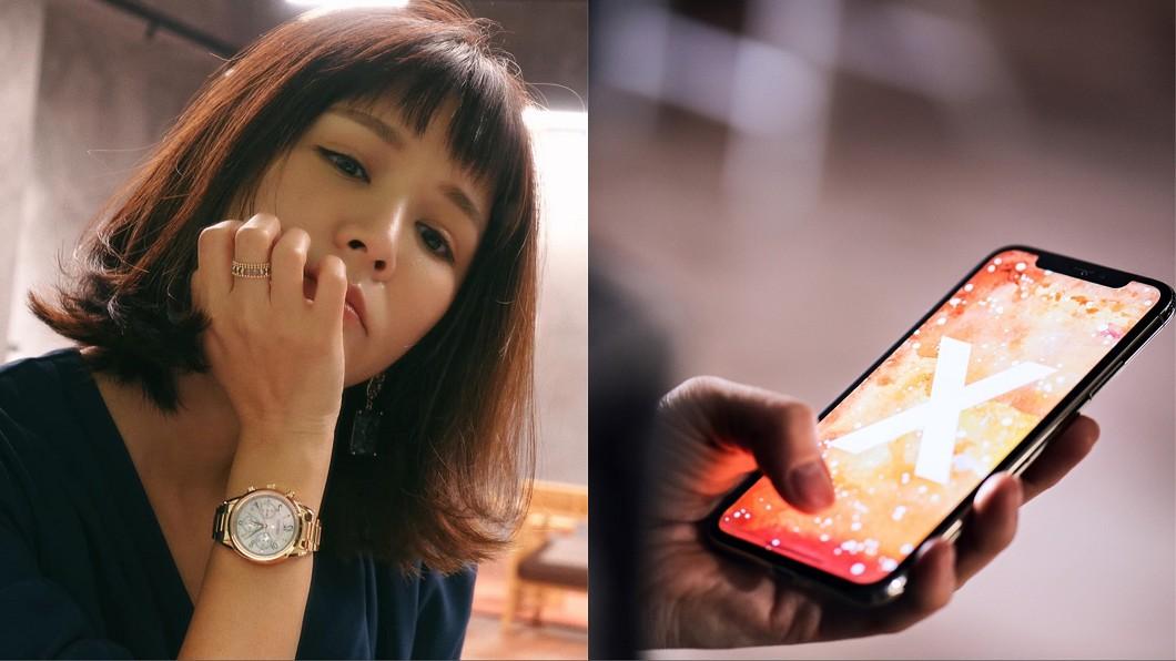 吳怡霈發文大喊「手機絕對會竊聽!」(示意圖/翻攝自吳怡霈臉書、shutterstock達志影像) 電話講完15分鐘內容竟外流 女星一看崩潰:絕對有竊聽