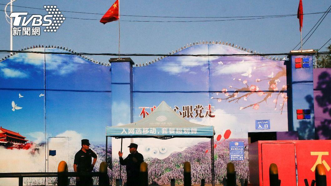 歐盟譴責大陸針對維吾爾族進行種族滅絕。(圖/達志影像路透社) 歐盟制裁大陸 世維會:種族滅絕不受懲罰已過去