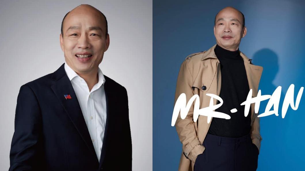 韓國瑜推出「韓先生來敲門」系列影片已滿月。(圖/翻攝自韓國瑜臉書、IG) 走基層敲門滿月 韓國瑜頻傳選黨魁:關心我都聽見了!