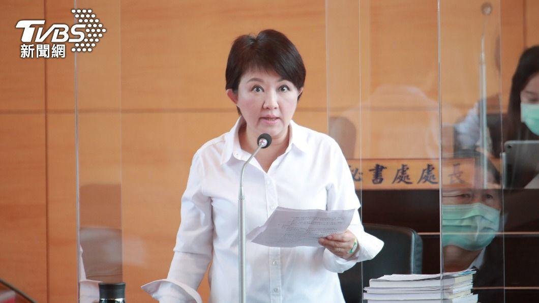 台中市長盧秀燕。(圖/中央社) 盧秀燕:支持中火機組汰舊換新 反對只增不減